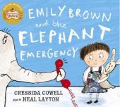Emily Brown and the Elephant Emergency - фото обкладинки книги