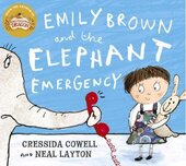 Книга Emily Brown and the Elephant Emergency