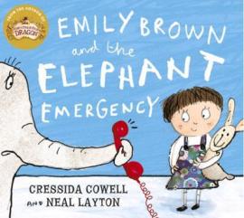 Книга Emily Brown and the Elephant Emergency