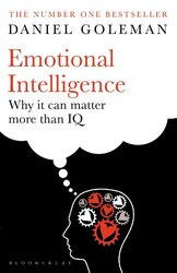 Emotional Intelligence. Why It Can Matter More Than IQ - фото обкладинки книги