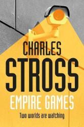 Empire Games - фото обкладинки книги