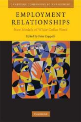 Employment Relationships: New Models of White-Collar Work - фото обкладинки книги