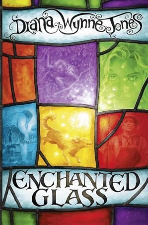 Книга Enchanted Glass