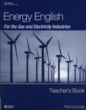Energy English for the Gas and Electricity Industries - фото обкладинки книги