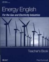 Робочий зошит Energy English for the Gas and Electricity Industries