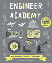 Engineer Academy : Are you ready for the challenge? - фото обкладинки книги