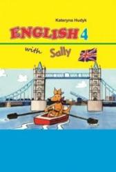 English 4 with Sally Pupils book - фото обкладинки книги