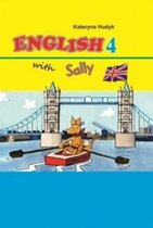 Книга English 4 with Sally Pupils book