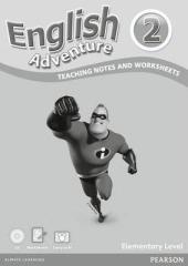 English Adventure Elementary (WBk, Audio CD, Cards) Story Pack (комплект) - фото обкладинки книги