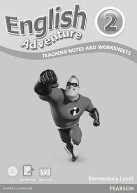 English Adventure Elementary (WBk, Audio CD, Cards) Story Pack (комплект) - фото книги