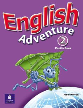 English Adventure Level 2 Student's Book (підручник) - фото книги