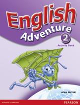 Книга English Adventure Level 2 Workbook