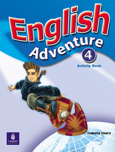 Посібник English Adventure Level 4 Workbook