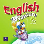 English Adventure Starter A CD-ROM (аудіодиск) - фото обкладинки книги