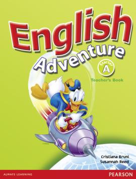 English Adventure Starter A Teacher's Book (книга вчителя) - фото книги