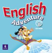 English Adventure Starter B CD-ROM (аудіодиск) - фото обкладинки книги