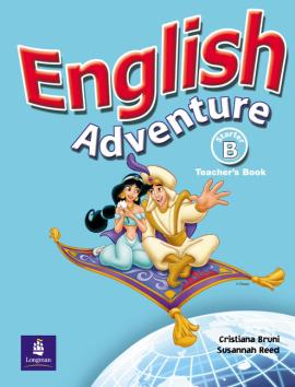 English Adventure Starter B Teacher's Book (книга вчителя) - фото книги
