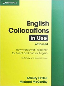 English Collocations in Use: Advanced - фото книги