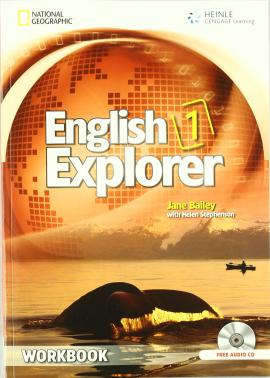 Робочий зошит English Explorer 1