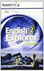 English Explorer 2: ExamView Assessment CD-Rom - фото обкладинки книги
