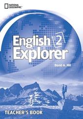 English Explorer 2 Teacher Book - фото обкладинки книги