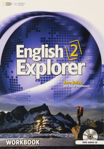Робочий зошит English Explorer 2 Workbook