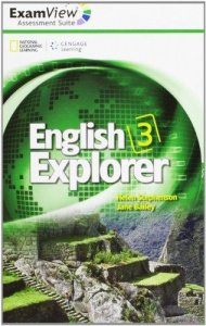 Посібник English Explorer 3 ExamView Assessment CD-Rom