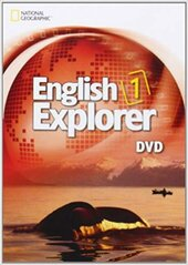 English Explorer DVD 1 - фото обкладинки книги