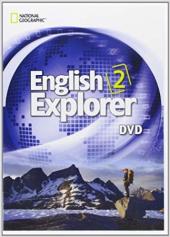 English Explorer DVD 2 - фото обкладинки книги