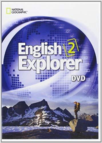 DVD диск English Explorer DVD 2