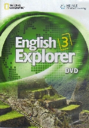 English Explorer DVD 3 - фото книги