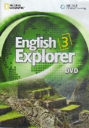 English Explorer DVD 3 - фото книги