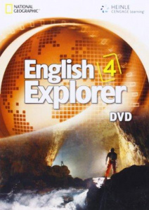 DVD диск English Explorer DVD 4