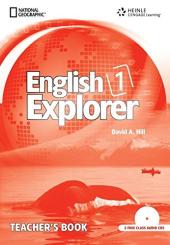 English Explorer Level 1. Teacher Book with Audio Cds - фото обкладинки книги