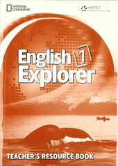 English Explorer Level 1. Teacher Resource Book - фото обкладинки книги
