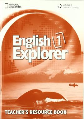 English Explorer Level 1. Teacher Resource Book - фото книги