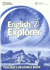 English Explorer Level 2. Teacher Resource Book - фото обкладинки книги