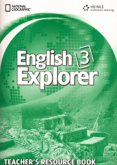 English Explorer Level 3. Teacher Resource Book - фото обкладинки книги