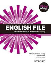 English File 3rd Edition Intermediate Plus: Workbook with Key - фото обкладинки книги