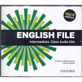 English File 3rd Edition Intermediate: Student's Book with iTutor DVD (підручник + диск) - фото книги