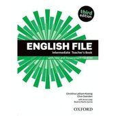 "English File 3rd Edition Intermediate:Teacher's Book with Test & Assessment CD"" - фото обкладинки книги"