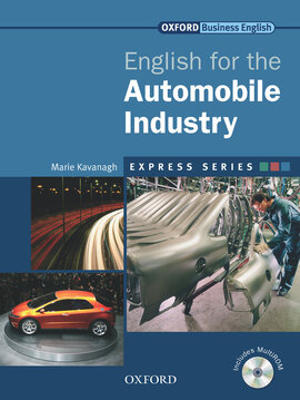 English for Automobile Industry: Student's Book with MultiROM - фото книги