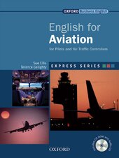 English for Aviation: Student's Book with MultiROM - фото обкладинки книги