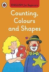 English for Beginners: Counting, Colours and Shapes - фото обкладинки книги