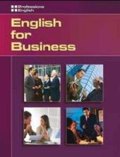 English for Business. Audio CD (Professional English) - фото обкладинки книги