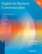 English for Business Communication 2nd Edition. Student's Book - фото обкладинки книги