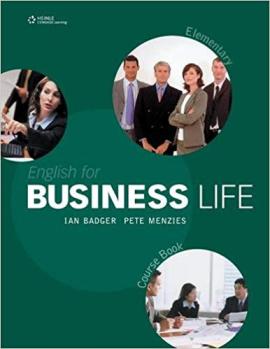 English for Business Life. Elementary - фото книги