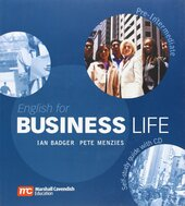 English for Business Life Self Study Guide. Pre-Intermediate - фото обкладинки книги