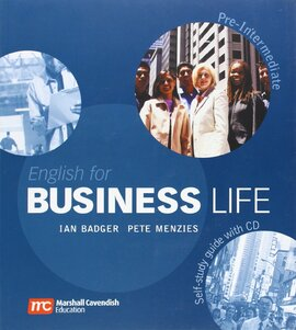 English for Business Life Self Study Guide. Pre-Intermediate - фото книги