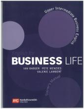 English for Business Life Self Study Guide. Upper-Intermediate - фото обкладинки книги